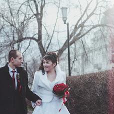 Wedding photographer Aleksandr Ruskikh (Ruskih). Photo of 15.03.2013