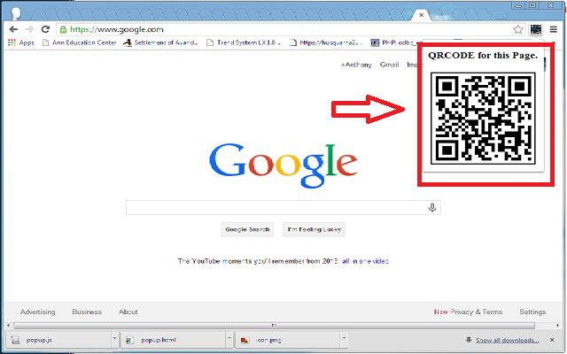 URL 2 QR Code