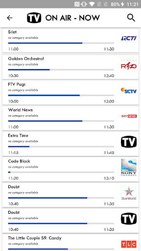 TV Indonesia Free TV Listing 5.8 screenshots 4