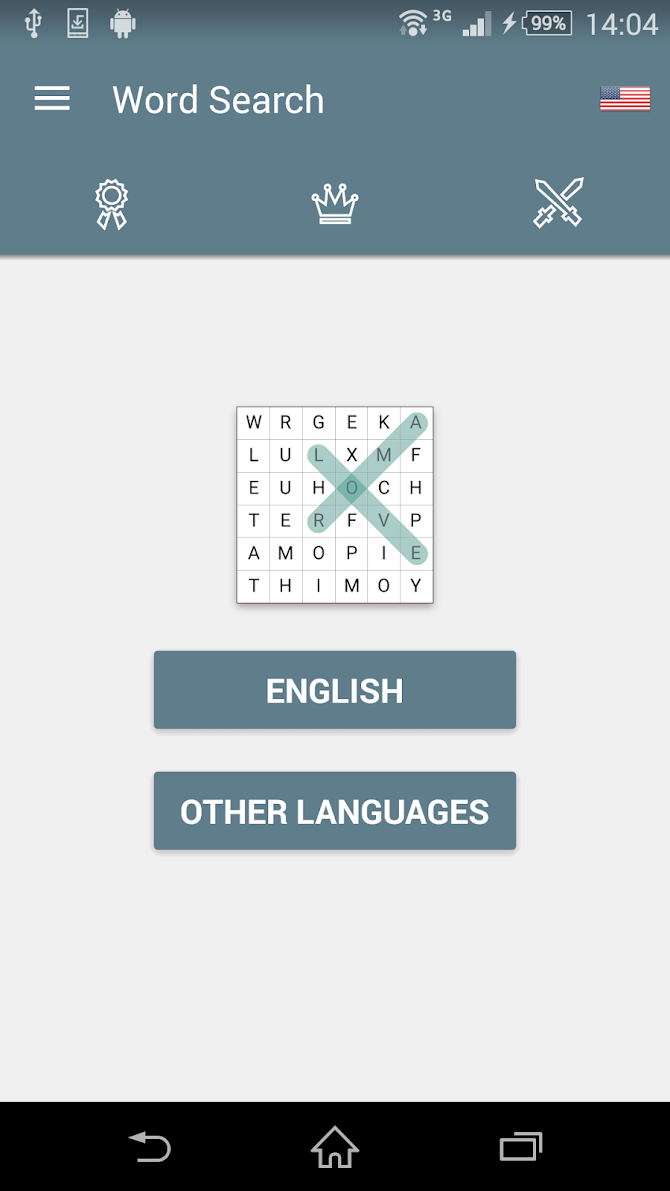 Word Search Android 5
