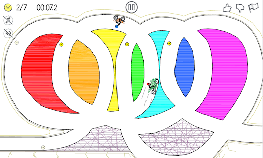 Paper Racer - stickman racing – miniaturescreenshot