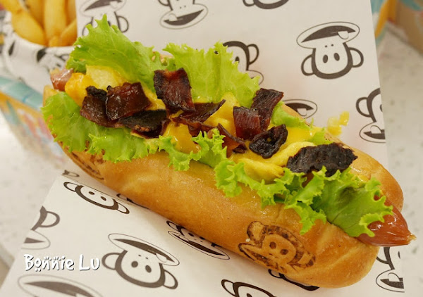 Paul Frank Hot Dog