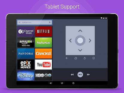 Remote for Roku - RoByte Trial - screenshot thumbnail