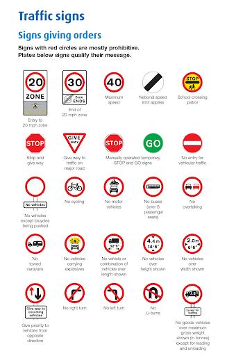 UK Driving Theory Test Lite screenshot 16