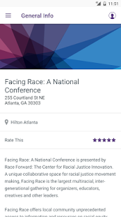 Facing Race Conference- screenshot thumbnail
