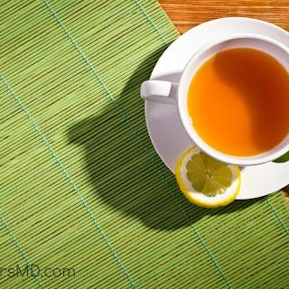 Anti-Inflammatory Ginger Root Tea.