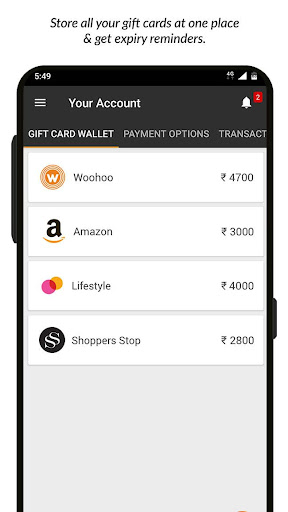 Woohoo - Digital Gift Cards  Screenshots 7