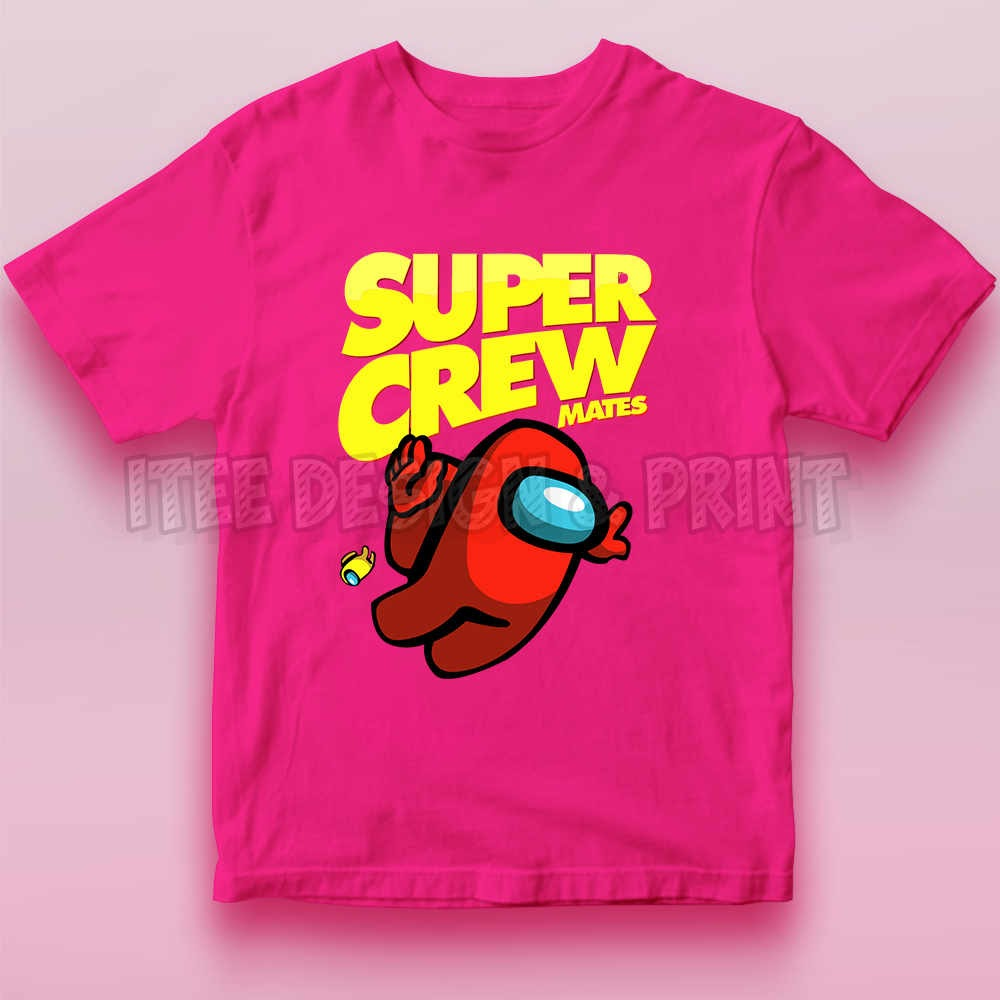 Super Crewmates Among Us Impostor 20