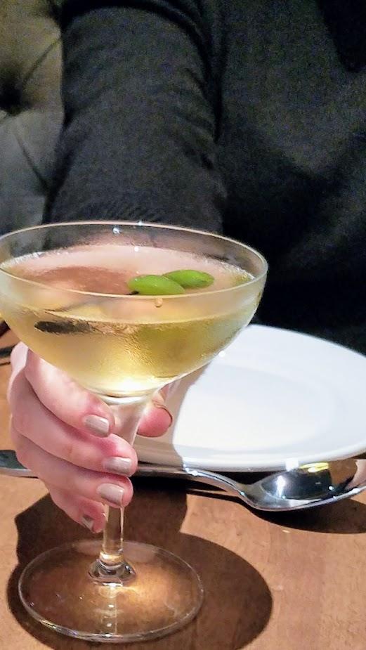 Tanner Creek Tavern cocktail