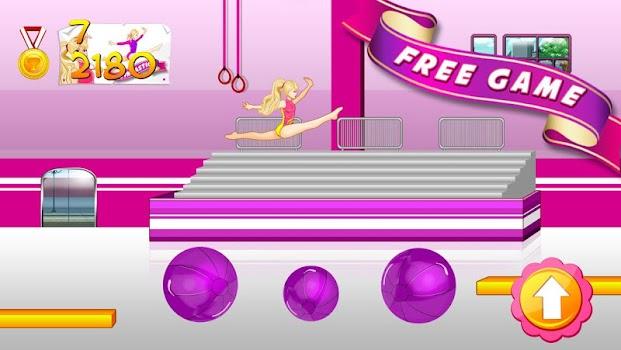 Amazing Princess Gymnastics
