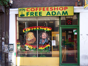 Photo: Ummm..Jamaican themed restaurant?