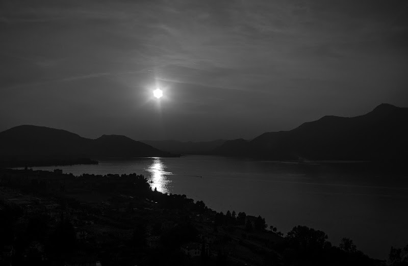 Lago d' Iseo di garielecoffinardi_photography