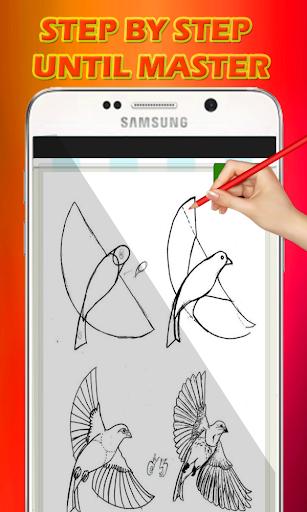 玩免費遊戲APP|下載How to draw a Birds 2016 app不用錢|硬是要APP
