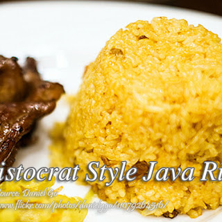 How to Cook Java Rice Aristocrat Style Recipe