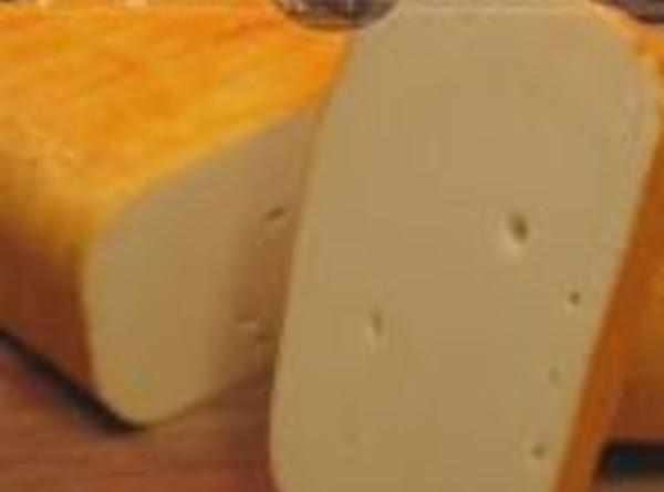 Lemon Muenster Cheese Alfredo Sauce Recipe