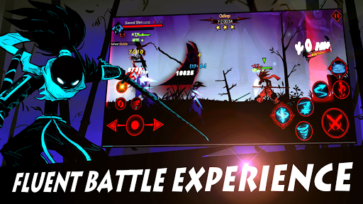 League of Stickman 2-Online Fighting RPG 1.2.5 screenshots 2