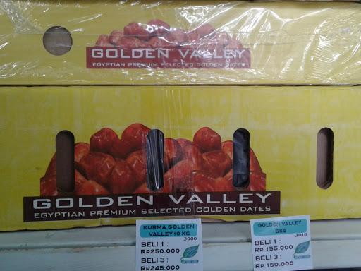 Kurma Golden Valley 10kg dan 5kg pas buat buka puasa.