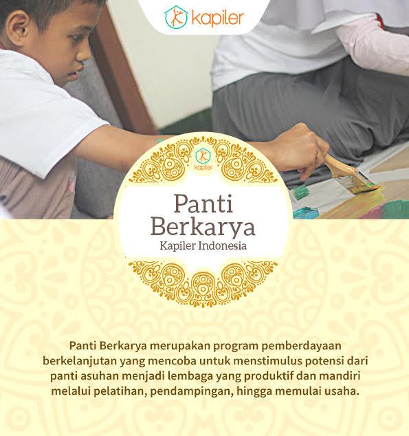 Donasi Online Komunitas Anak Panti Indonesia Berdaya Mandiri
