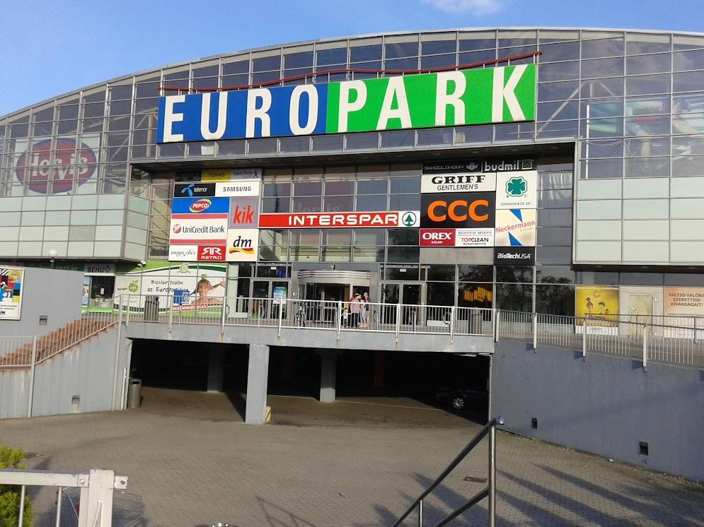Új nevet kap az Europark