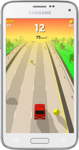 Racing crash : control your car in the city 1.3 screenshots 2