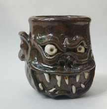 """Photo: Cup 3 * __ * 4"""" tall. *  Holds ~ 1.3 cups"""