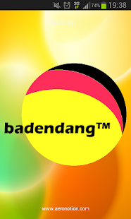 Badendang- screenshot thumbnail