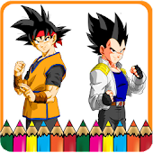 Tải How To Color Dragon Ball Z (Dragon Ball Z games) APK