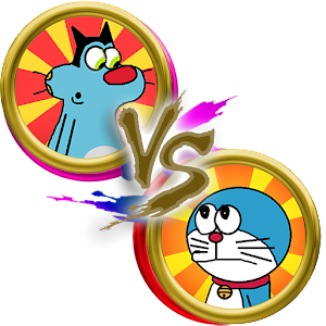 😺 Moggy vs Doramon TicTacToe