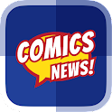 Super Heroes & Comics News icon