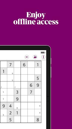 Guardian Puzzles & Crosswords screenshot 9