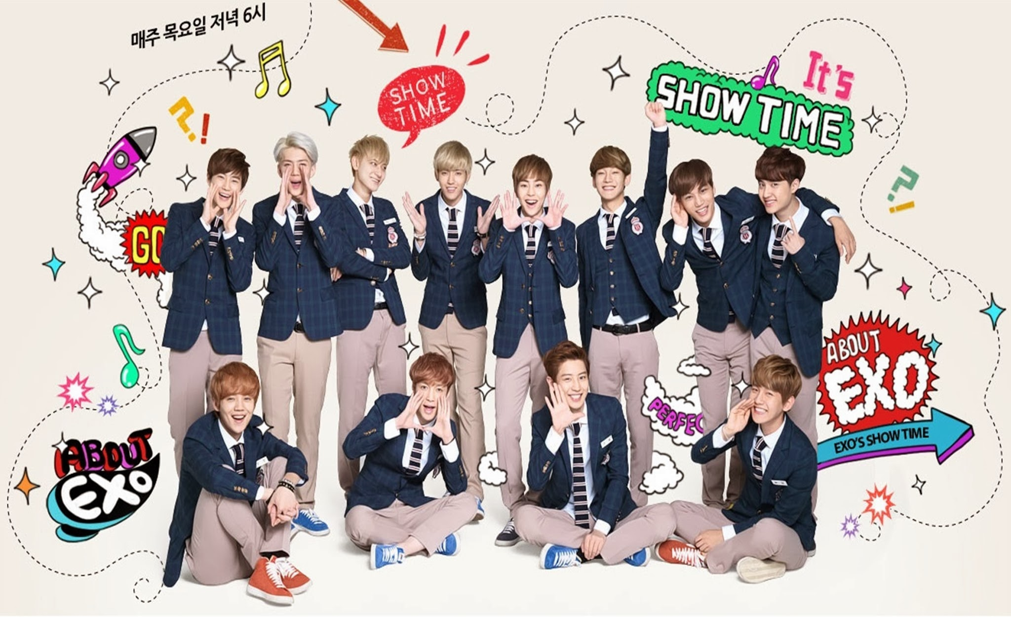 exo showtime