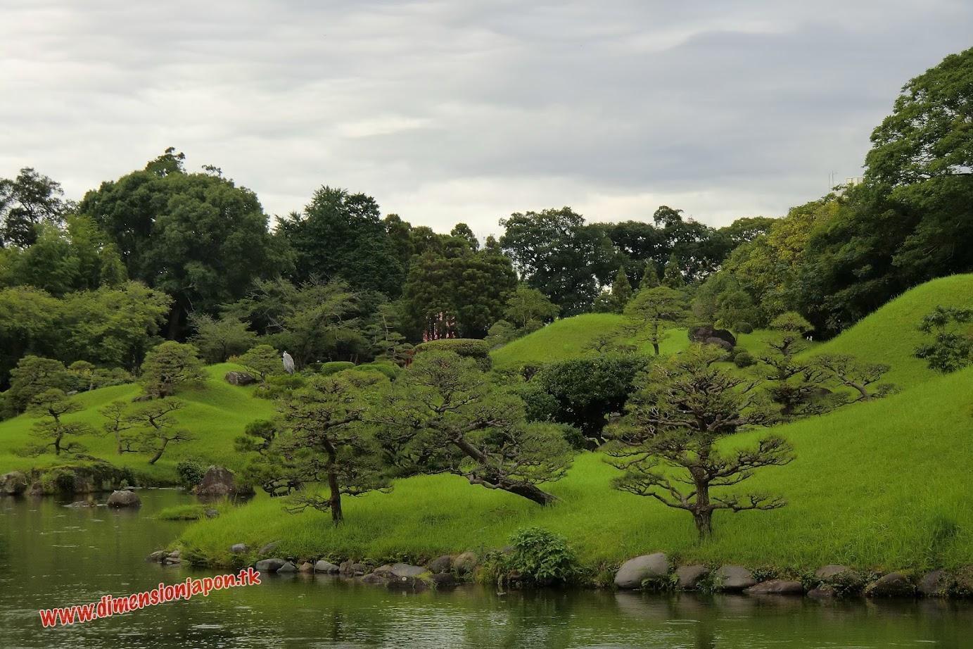 CIMG1529 Jardines Suizenji (Kumamoto) 15-07-2010