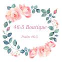 46:5 Boutique icon