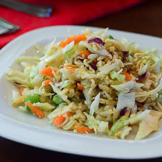 Ramen Cabbage Salad.