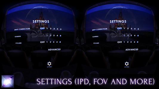 Cmoar VR Cinema Demo screenshot 3