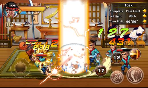 Street Combat: Kung Fu Fighting Screenshot