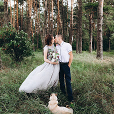 Wedding photographer Irina Shkura (irashkura). Photo of 02.08.2018