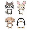 Каваи животные. Идеи рисунков icon