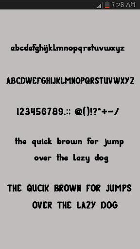 Ninja Fonts Installer