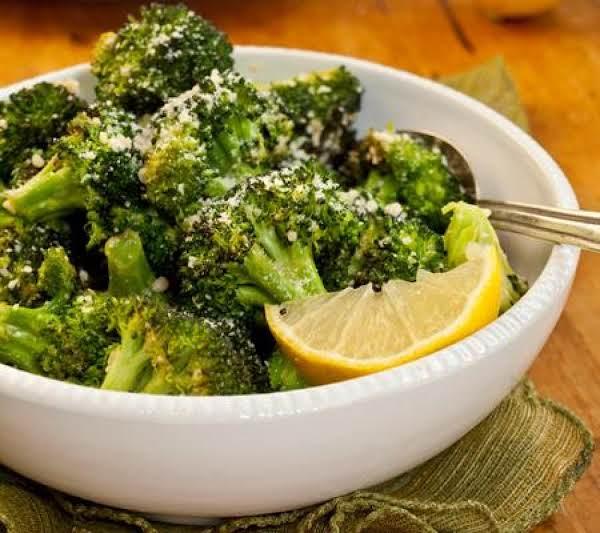 Broccoli Parmigiana