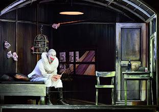 Photo: Salzburger Osterfestspiele 2015: I PAGLIACCI. Premiere 28.3.2015, Inszenierung: Philipp Stölzl. Jonas Kaufmann,  Copyright: Barbara Zeininger