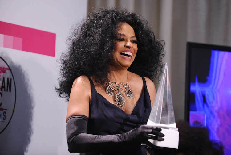 Diana Ross and Aretha Franklin were honoured at this year's Grammy awards.