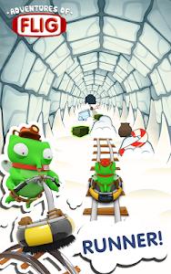 Adventures of Flig - Airhockey screenshot 6