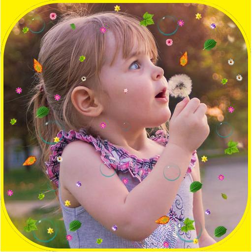 Decorate Photo Live Wallpaper 個人化 App LOGO-APP試玩