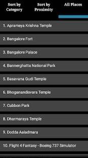 Tour Bangalore- screenshot thumbnail