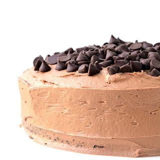 Chocolate Buttermilk Cake.