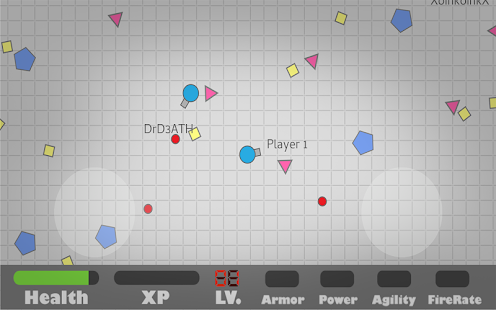 Army.io: Tank Battle War screenshot