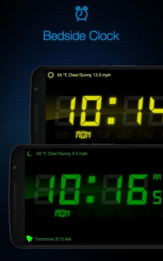 My Alarm Clock Free- screenshot