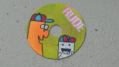 Photo: Vinyl Art; RUDE