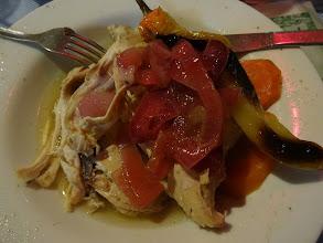 Photo: Škoda že tohle krocaní maso nebylo vůbec dobrý.